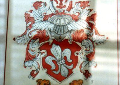 Wappen Isele