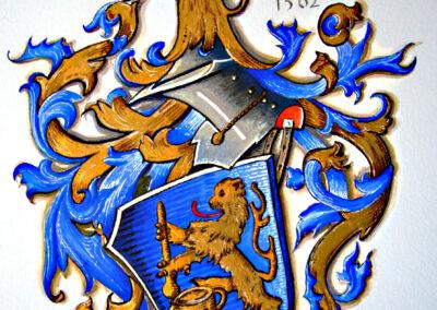 Wappen Klauser